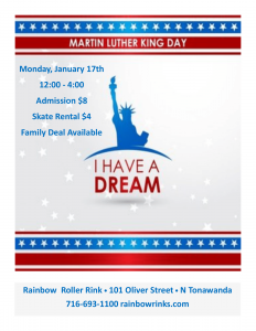 HOLIDAY MARTIN LUTHER KING-1